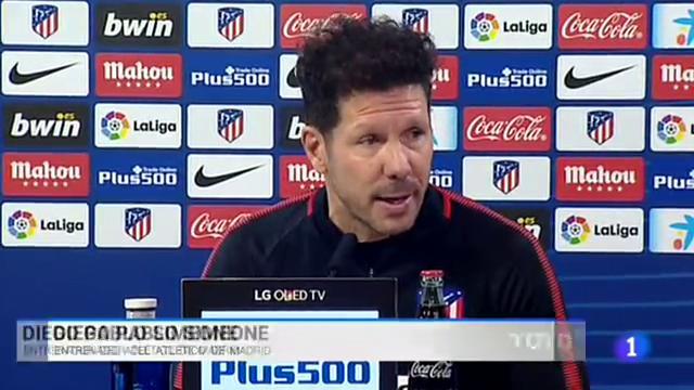 """Simeone: """"Si fuese hincha haría todo lo posible para no perder a Griezmann"""""""