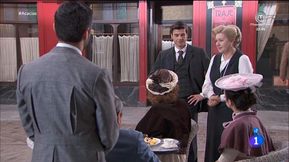 Acacias 38 - Simón, nuevo ayudante de Doña Susana