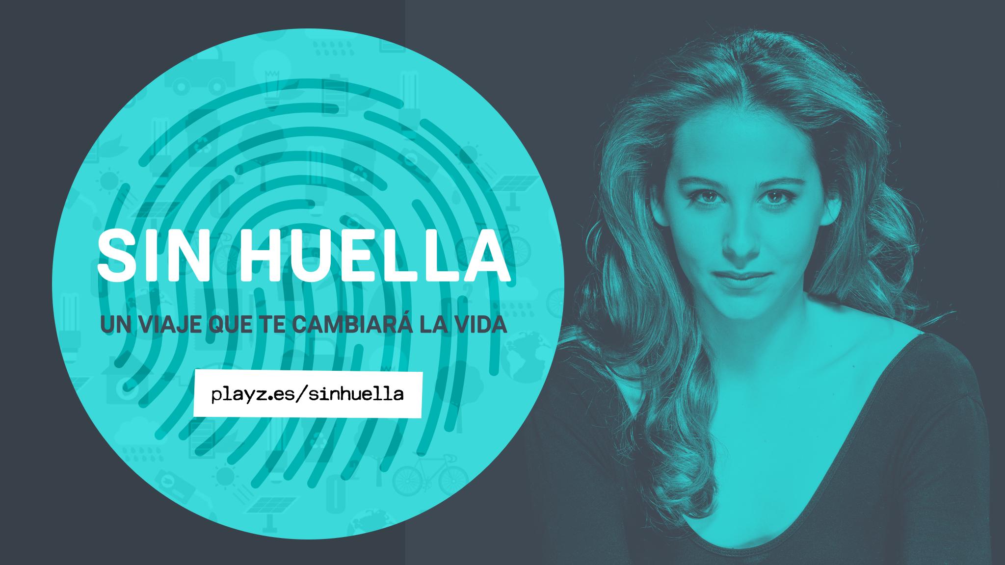 Sin Huella: un viaje que te cambiará la vida - Teaser - Lab RTVE.es