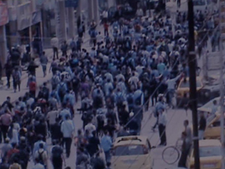 En Siria, sigue la represión del régimen contra los que piden reformas democráticas