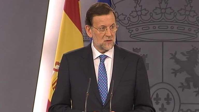 Rajoy descarta un recorte en el sistema de pensiones