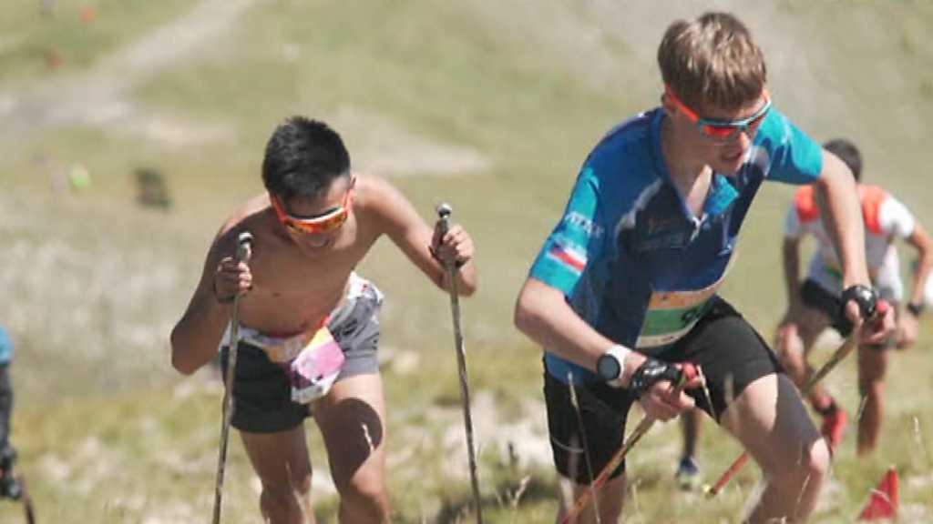 Carrera de montaña - Skyrace Comapedrosa 2017