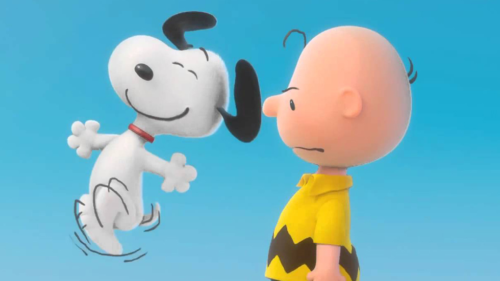 Snoopy cumple 65 años