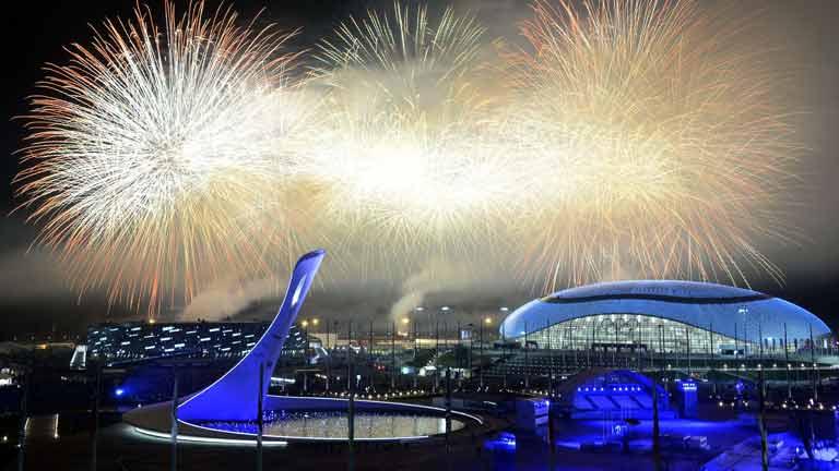 Sochi apaga la llama olímpica