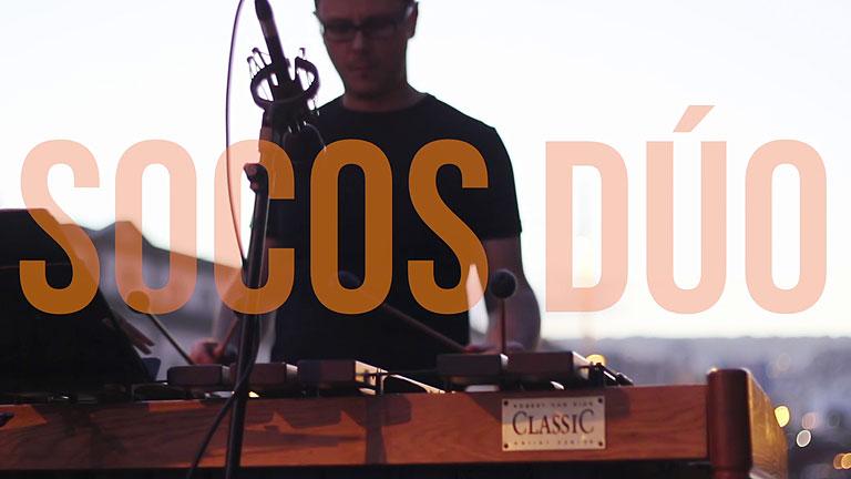Canarias Suena - Socos Dúo 'On The Grass' - 08/07/13