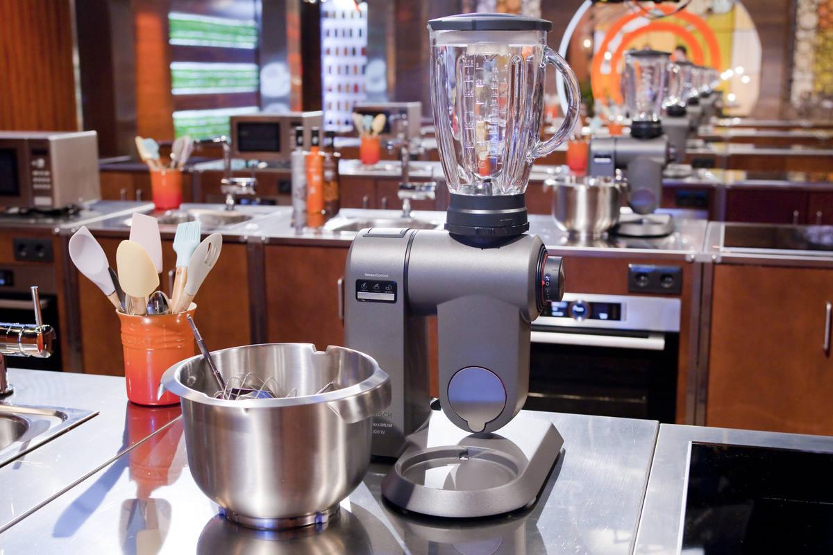 Robot De Cocina Master Chef | Avance Del Programa 5 De Masterchef