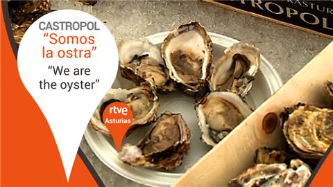Somos la ostra - Castropol, Asturias - We are the oyster