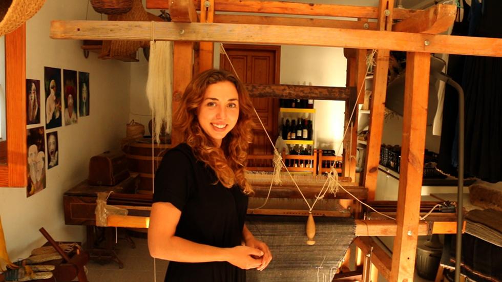 Sonia Ferrer, una joven diseñadora que recupera las tradiciones de Ibiza