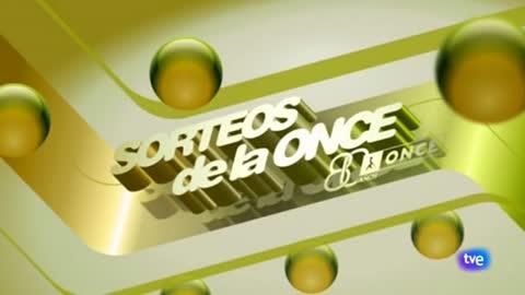 Sorteo ONCE - 03/06/18