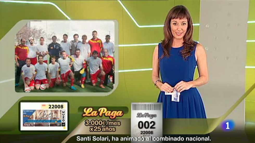 Sorteo ONCE - 10/11/14