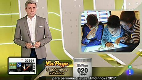 Sorteo ONCE - 16/11/17