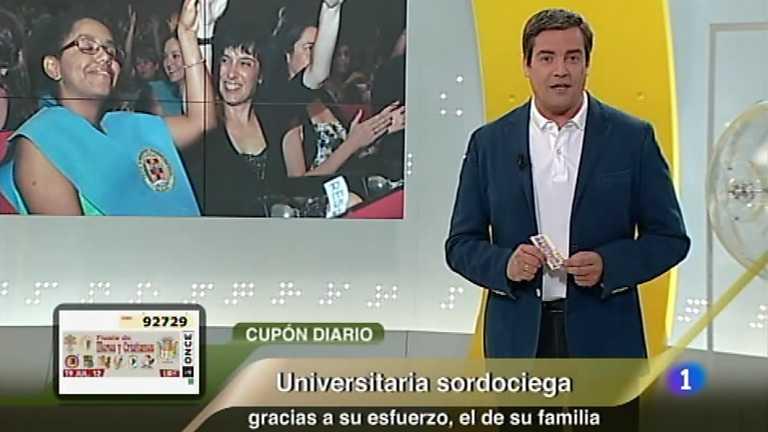 Sorteo ONCE - 19/07/12