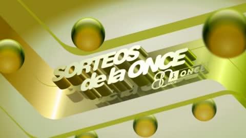 Sorteo ONCE - 19/07/18