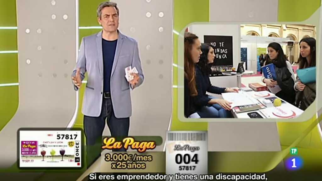 Sorteo ONCE - 19/09/17