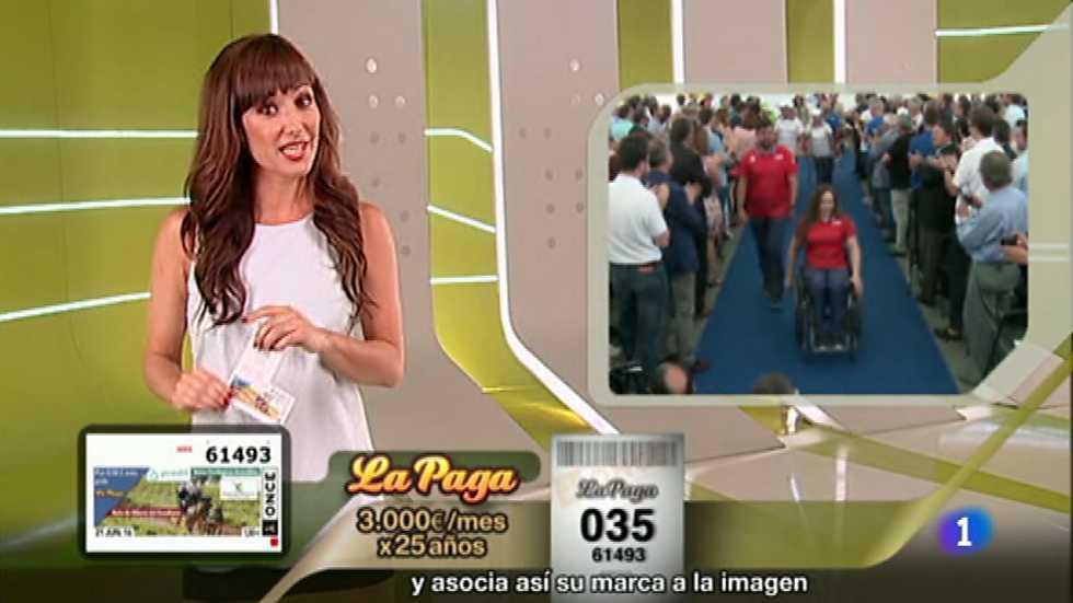 Sorteo ONCE - 21/06/16