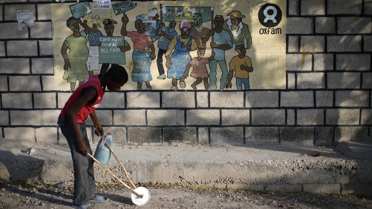 Sospechosos del escándalo sexual de Oxfam en Haití amenazaron a testigos