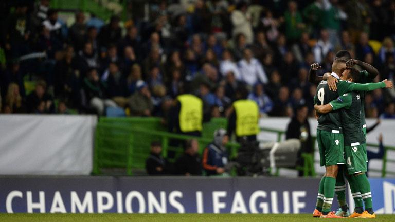 Sporting 4 - Schalke 2