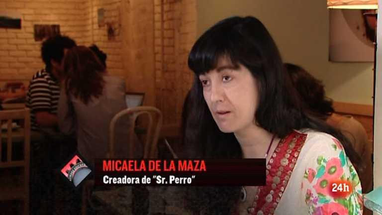 Cámara abierta 2.0 - SrPerro.com, El mundo del reciclaje y Miguel Poveda - 04/08/12