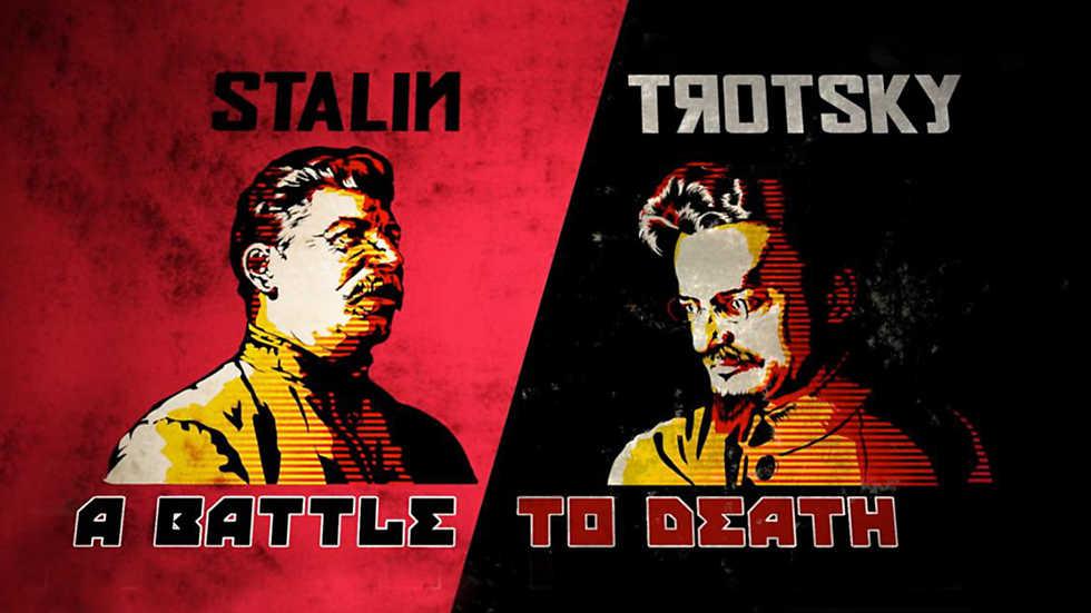 Documenta2 - Stalin - Trotsky: un duelo a muerte