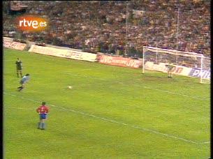 El penalti que dio al Steaua la copa de Europa de 1986