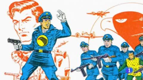 Steven Spielberg se pasa al mundo de los superhéroes con 'Blackhawk'