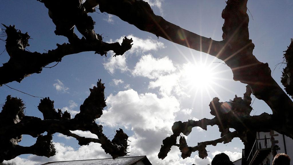 Suben las temperaturas y la inestabilidad se queda en el noroeste