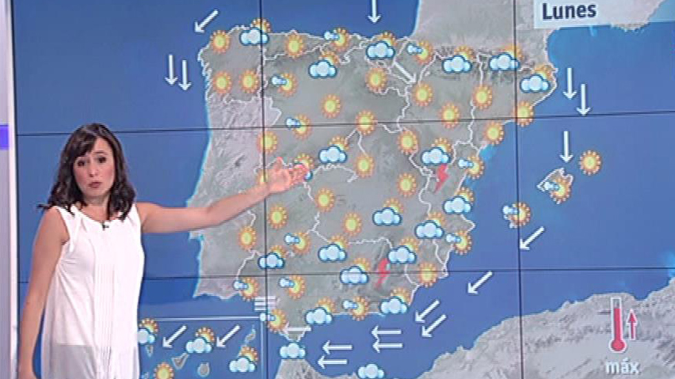 Suben las temperaturas y lloverá en el Cantábrico
