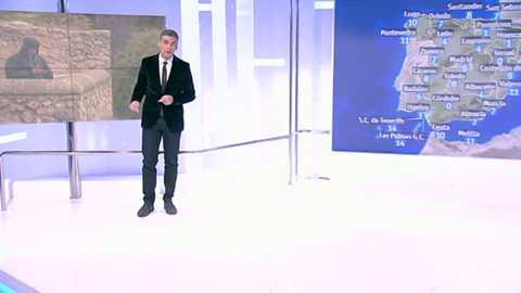 Suben las temperaturas en la Península y en Baleares