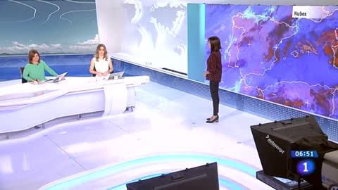 Suben las temperaturas en la Península y Canarias
