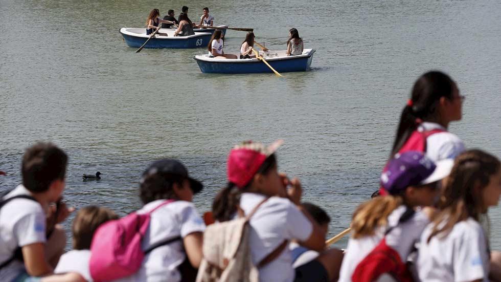 Suben las temperaturas en toda España