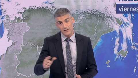 Subida de temperaturas en la mitad norte y Canarias