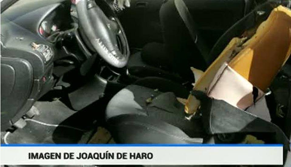 La Policía detiene a la expareja de la mujer herida al estallar un artefacto en su coche en Elche
