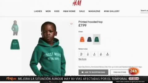 Una sudadera con el lema 'El mono más guay de la jungla' desata protestas contra H&M en Sudáfrica