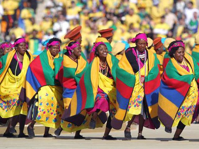 Sudáfrica inaugura su Mundial