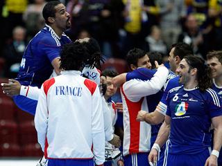 Mundial de Balonmano: Suecia 26-29 Francia - 28/01/11