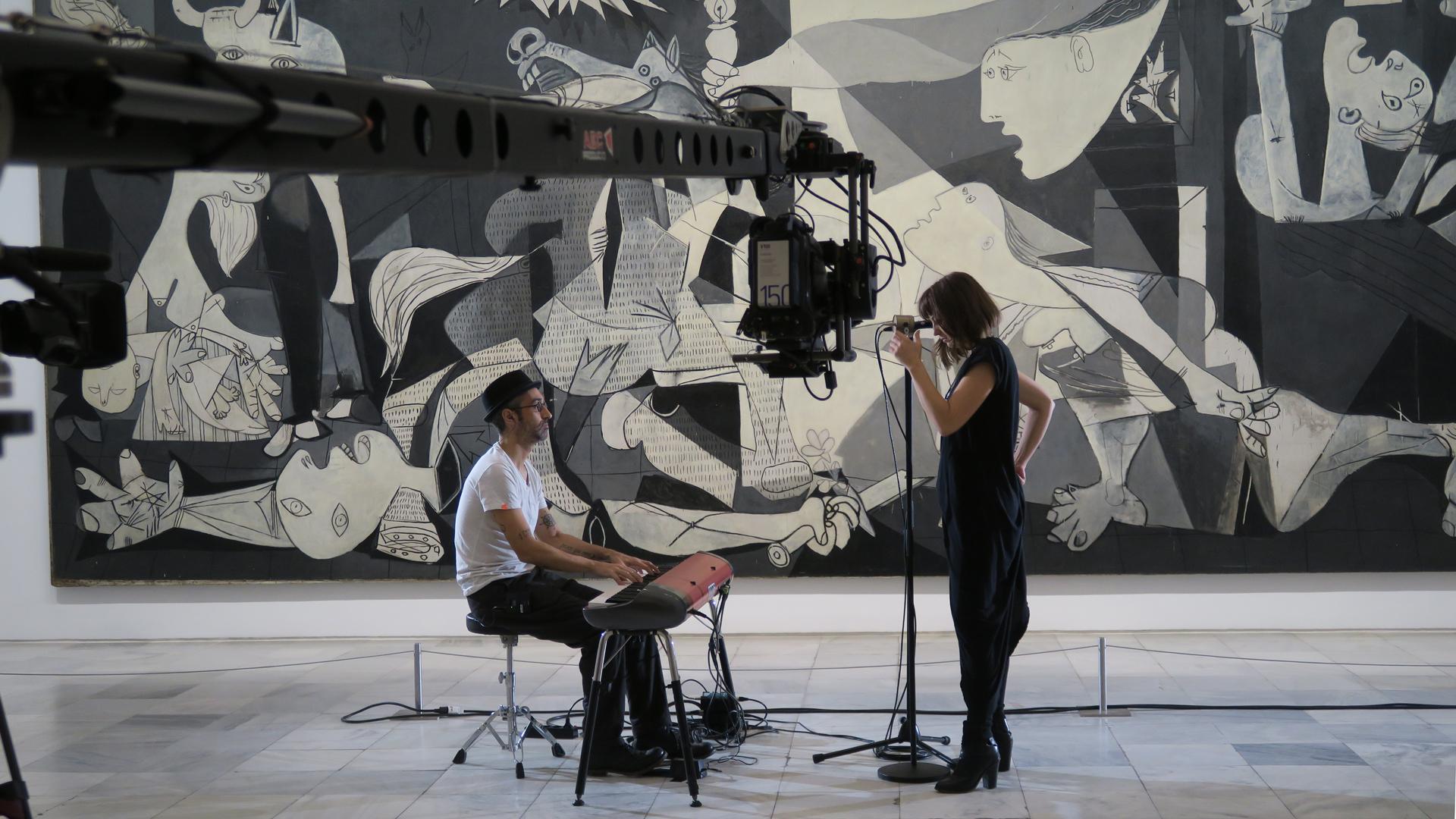 Suena Guernica - Marlango, 'Ay, pena, penita, pena' (Teaser) - 21/04/17