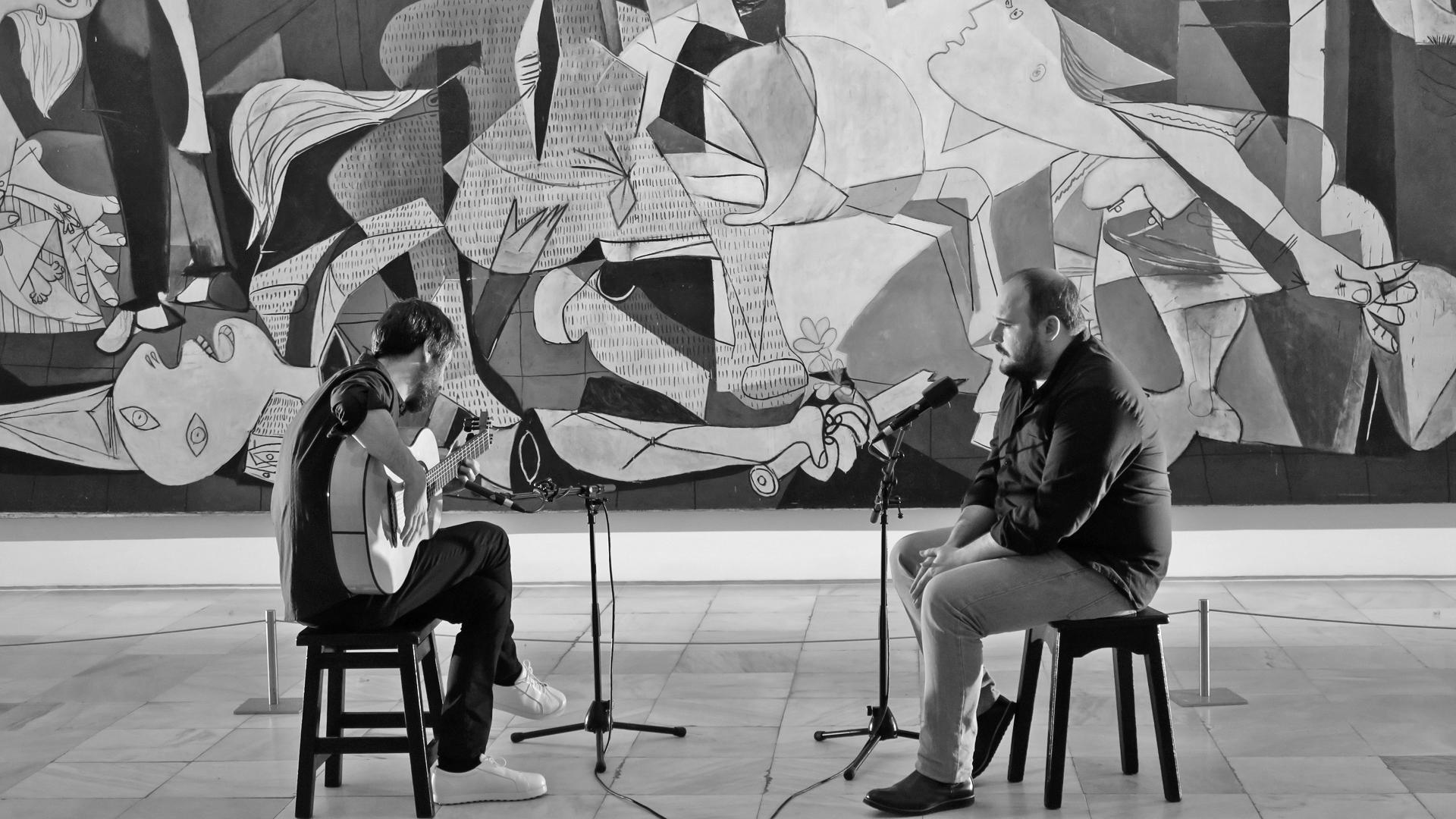 Suena Guernica - Niño de Elche, 'Lekeitio' - 10/05/17