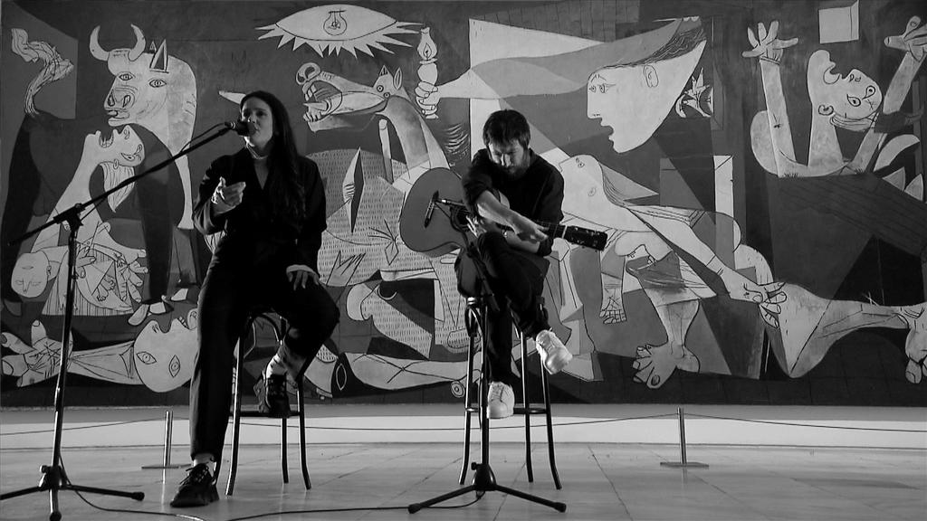 Suena Guernica - Rosalía & Refree (Teaser) - 17/04/17