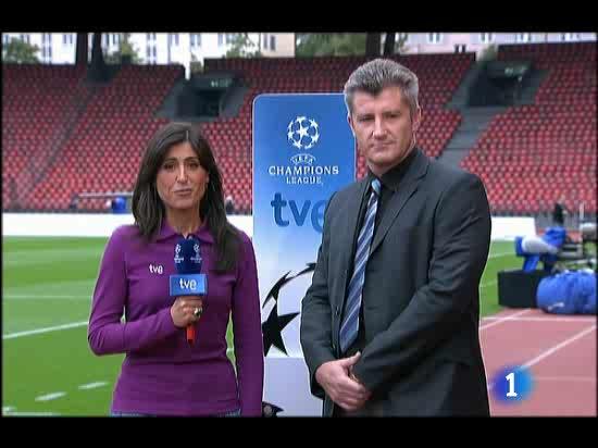 Suker analizará la Champions en TVE