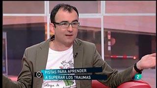 Para todos La 2 - Entrevista: Rafael SantAndreu -  La superación de los traumas