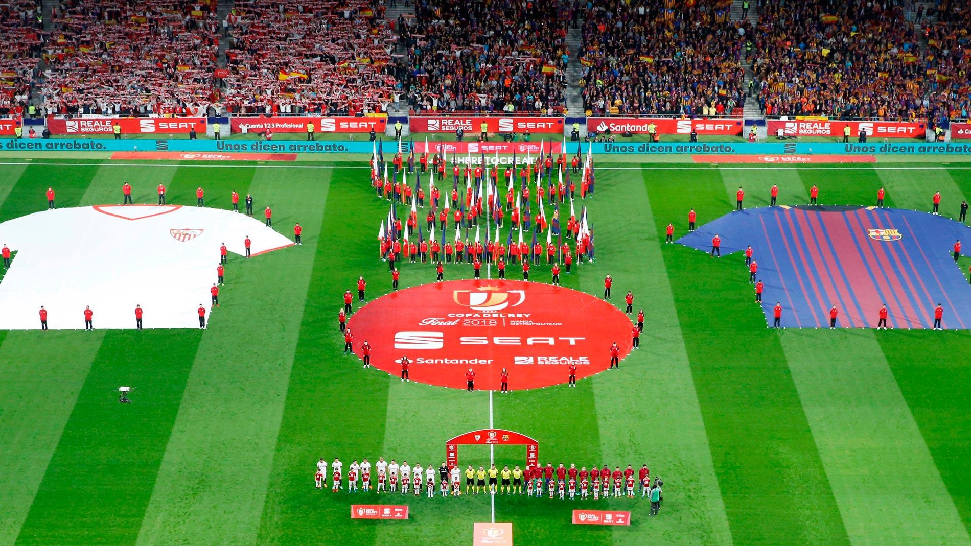 Supercopa de España. El nuevo Barça, a probarse ante un Sevilla que llega con más rodaje