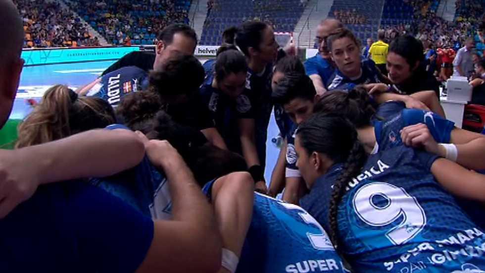 Balonmano - Supercopa Española Femenina: Balonmano Bera Bera-Prosetecnica