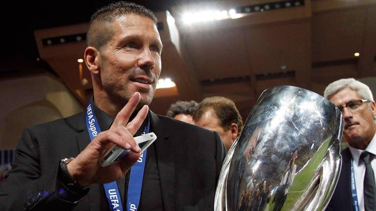 La Supercopa de Europa llega a Madrid