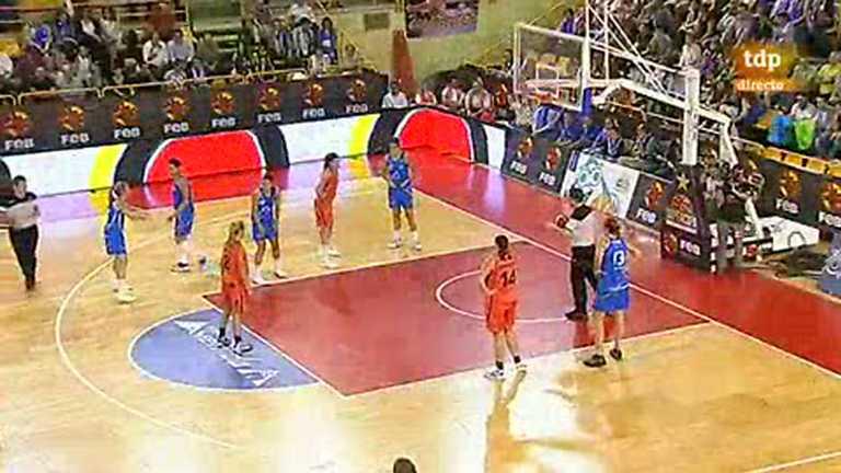 Baloncesto femenino - Supercopa: Perfumerías Avenida - Uni Girona