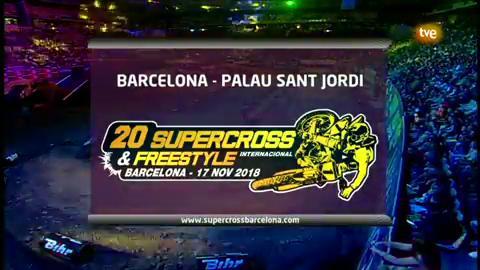 Motociclismo - Supercross Barcelona 2018