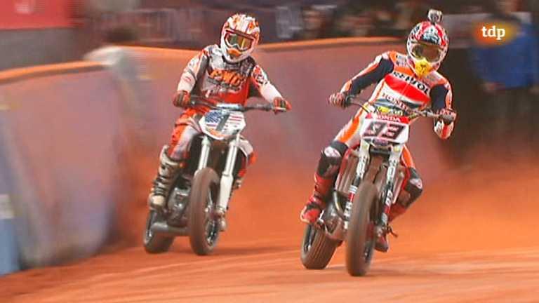 Motociclismo - Superprestigio Dirt Track: Superfinal y podiums