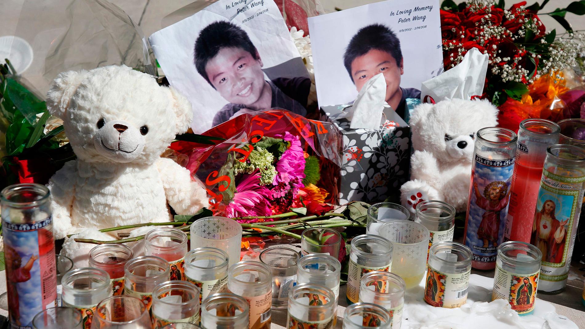 """Un superviviente de la matanza de Parkland: """"Era uno de mis mejores amigos, no esperaba que se fuera a morir"""""""
