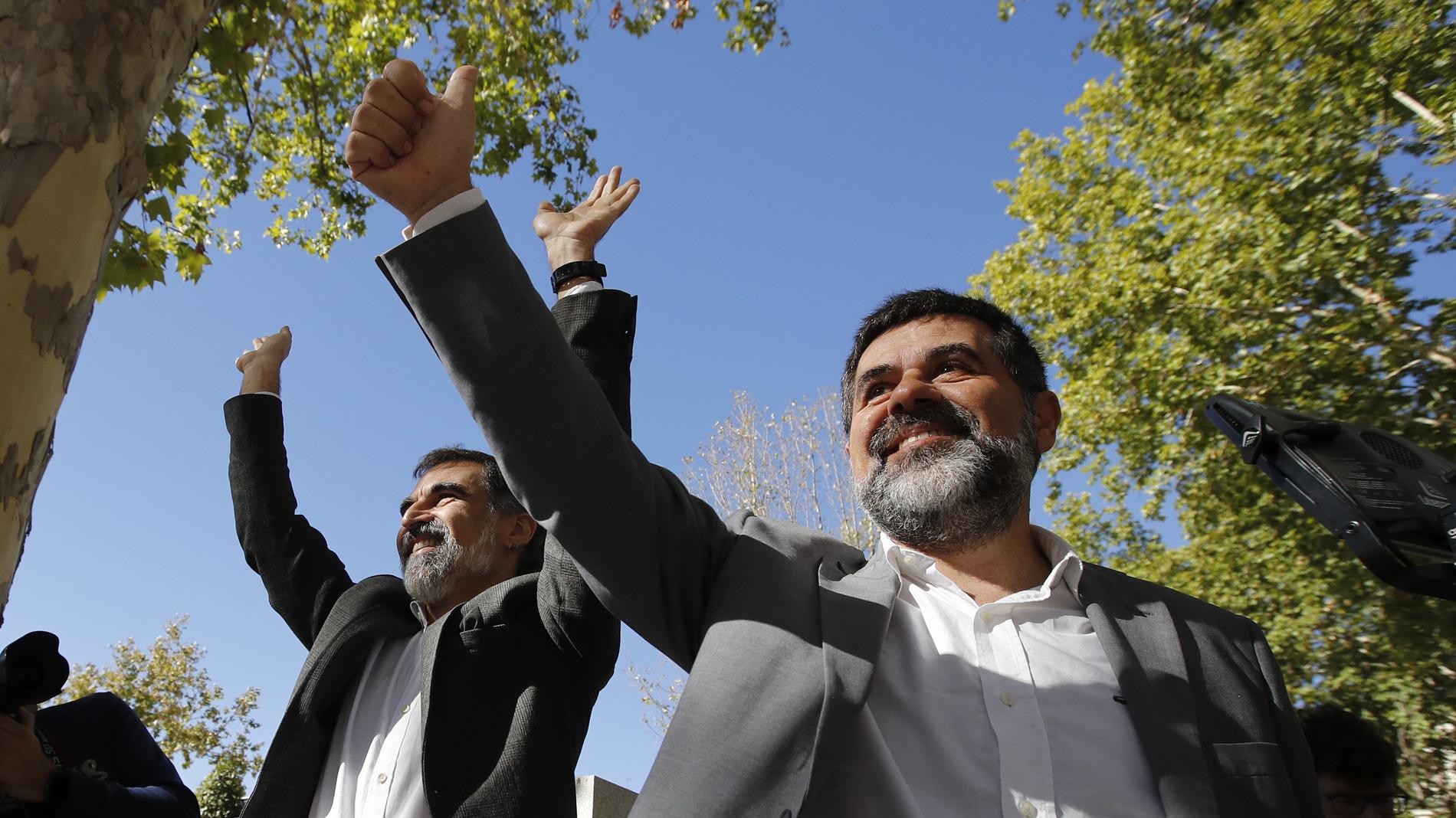 El Supremo revisa el recurso de Sànchez en el que pide su puesta en libertad