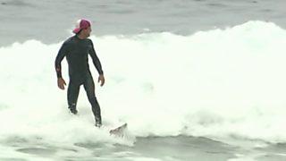 Al filo de lo imposible - Surf: El cazador de olas gigantes