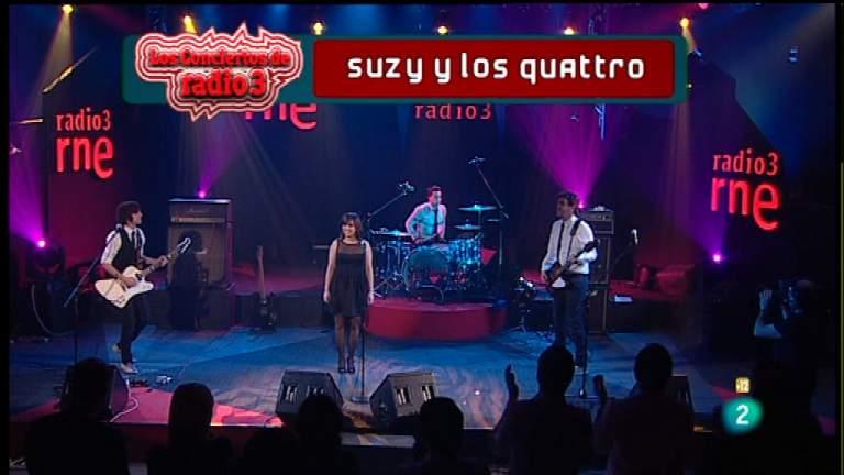 Los conciertos de Radio 3 - Suzy y los Quattro